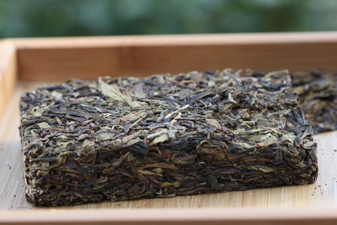 puerh tea pu-erh bricks pu'erh tea