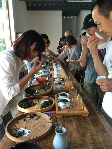 Grand Tea Tasting by Meimei Fine Teas