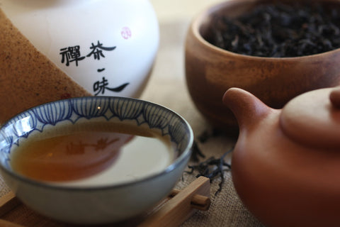 wuyi rock oolong tea - meimei fine teas
