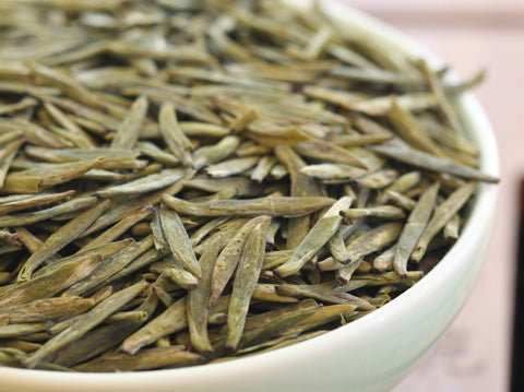 Yellow Tea: The Liquid Gold Historically Reserved for Royalty