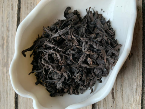 Wuyi rock oolong Rou Gui Shui Xian Chinese oolong