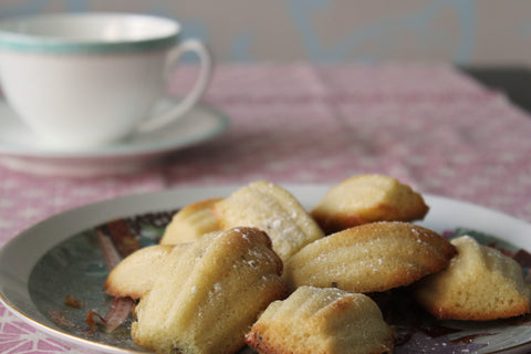 Madeleines and Tea