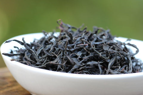 Wild Ye Sheng ancient tree yunnan black tea