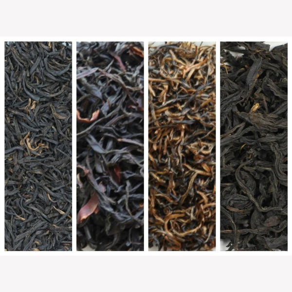 Black Tea Sampler - MeiMei Fine Teas