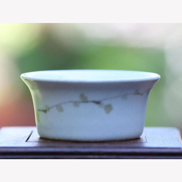 Contemporary Ceramic Tea Cup Hand Crafted 50ml - MeiMei Fine Teas