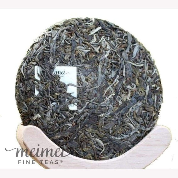 Meimei Brand Bing Dao Ancient Tree Raw Puerh Tea - MeiMei Fine Teas