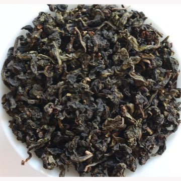 Organic Anxi Iron Goddess of Mercy Oolong Tie Guan Yin Roasted King Grade - MeiMei Fine Teas