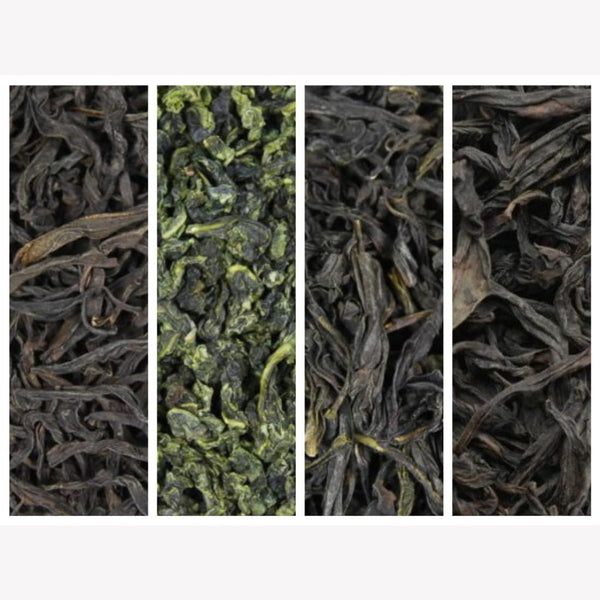 Oolong Tea Sampler - MeiMei Fine Teas