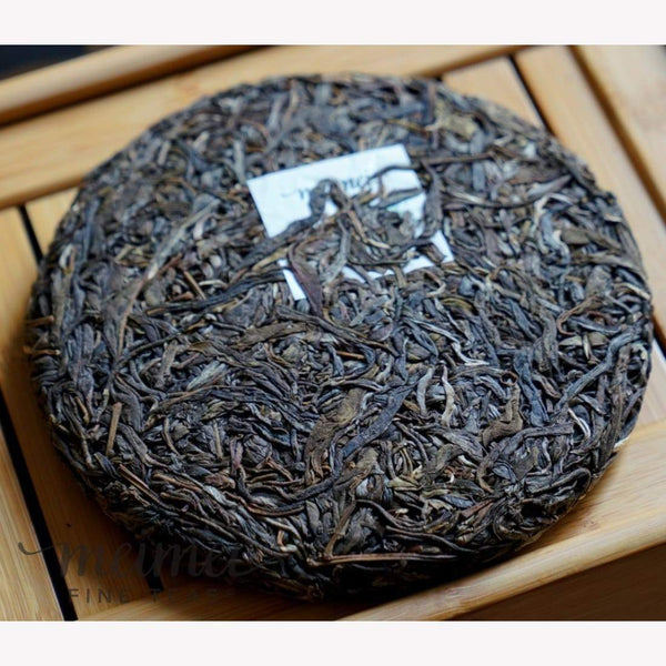 Mengku Xiao Hu Sai Ancient Tree Gushu Raw Pu-erh Tea - MeiMei Fine Teas