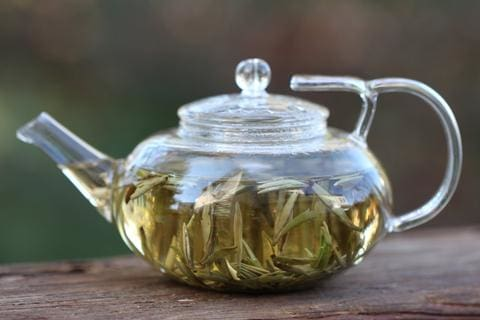 glass teapot - how to brew tea