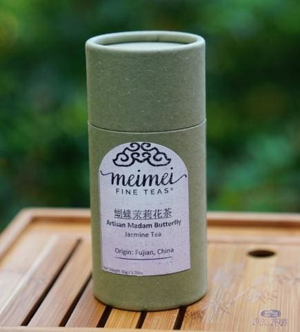 Jasmine tea by Meimei Fine Teas
