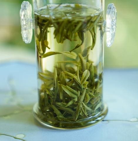 huangshan mao feng green tea