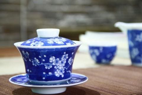 gaiwan - brewing vessel - teapot