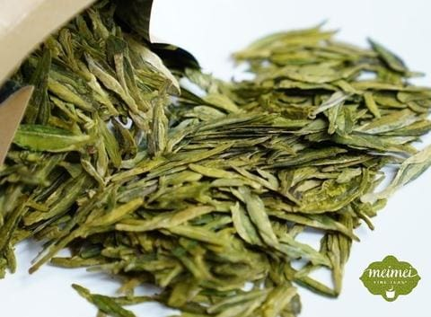 Meimei Fine Teas dragonwell green tea Chinese green tea