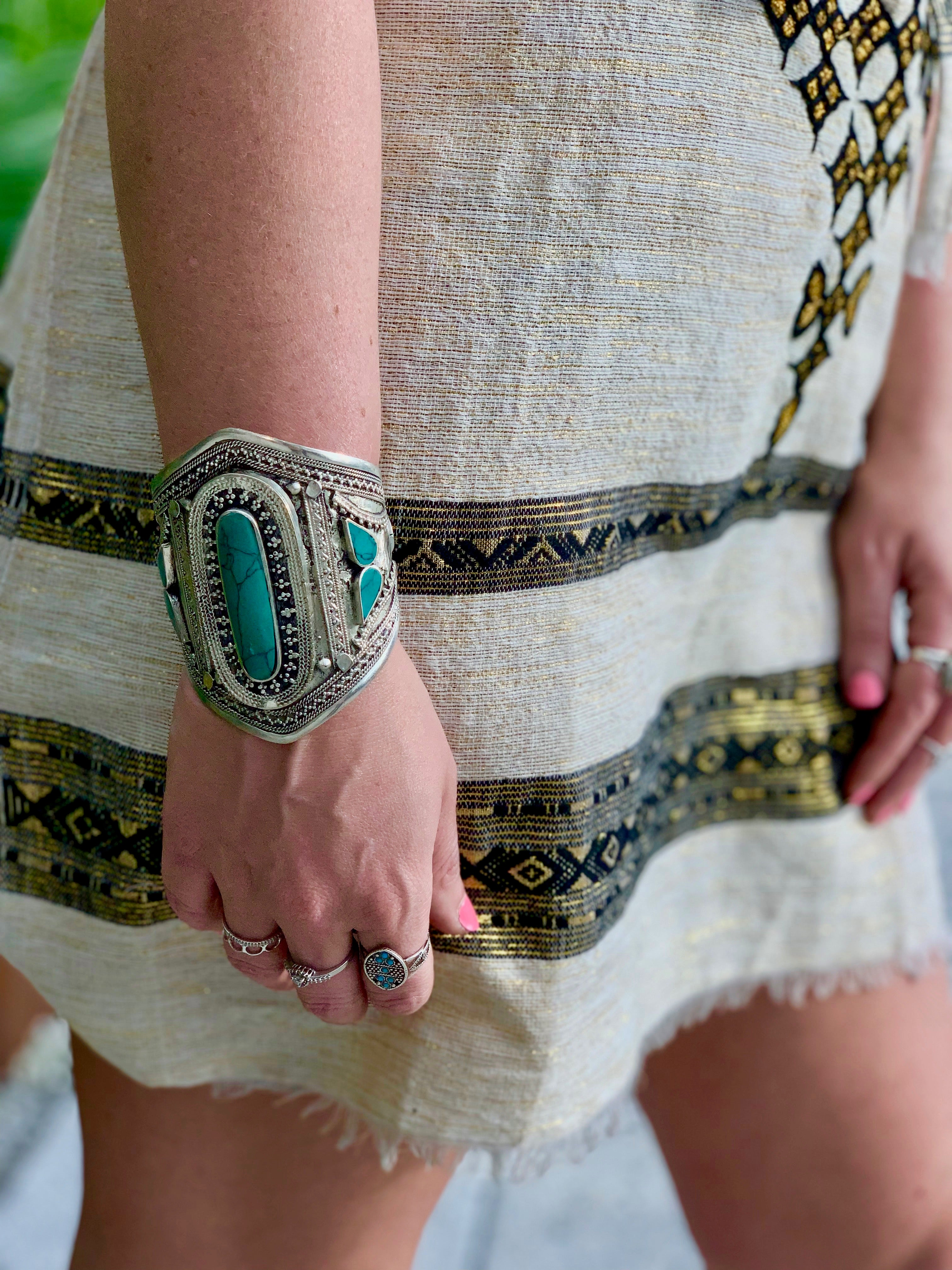The Quintessential Boho Babe Cuff - 5 Variety