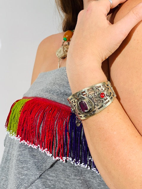 The Maud -Kuchi Tribal Bracelet