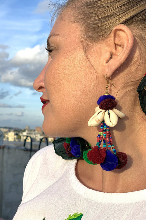 Jamaican Me Crazy Earrings