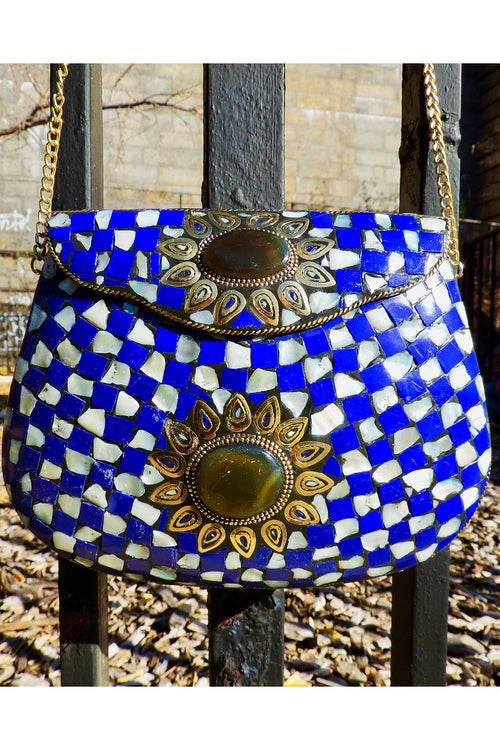 BoBo Designed Mosaic Bag -RENAISSANCE Checkered