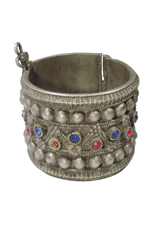 Afghan Tribal Beaded Choker