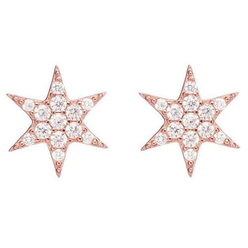 MAXI STARBURST STUDS - Sugar Bean Jewelry - 2
