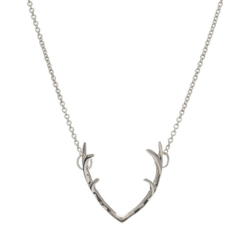 ANTLER NECKLACE - Sugar Bean Jewelry - 3