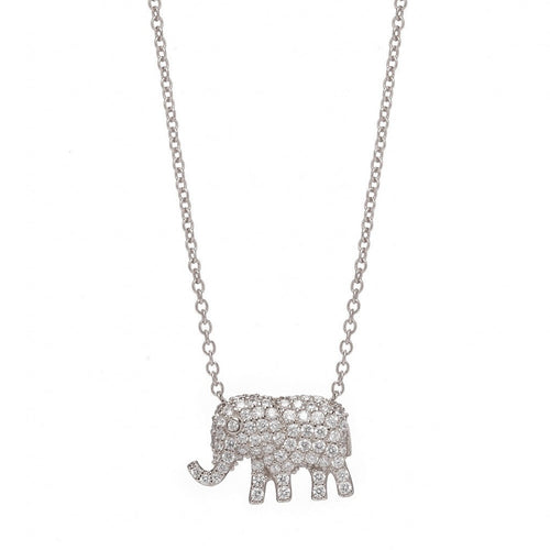 ELEPHANT NECKLACE - Sugar Bean Jewelry - 2
