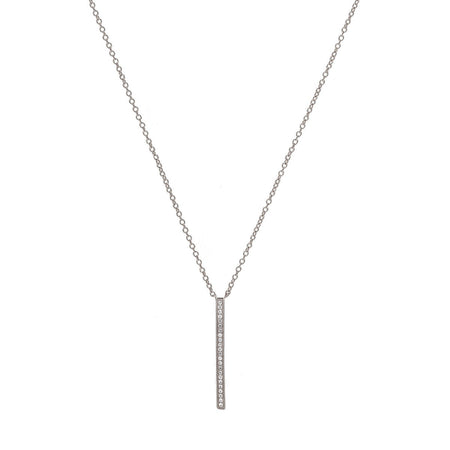 DIAMOND CHARM NECKLACE