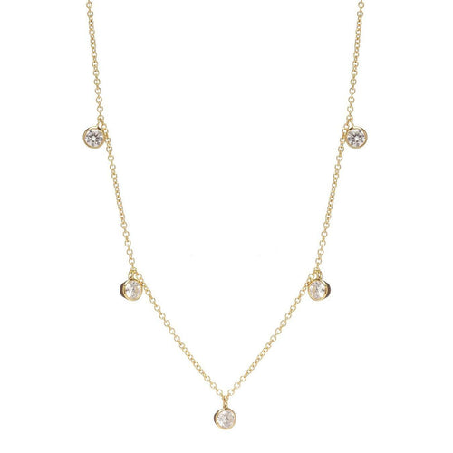MEGAN NECKLACE - Sugar Bean Jewelry - 1