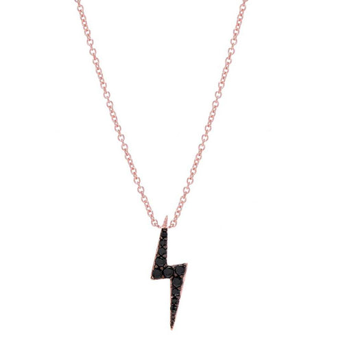 NORDSTROM LIGHTNING BOLT NECKLACE