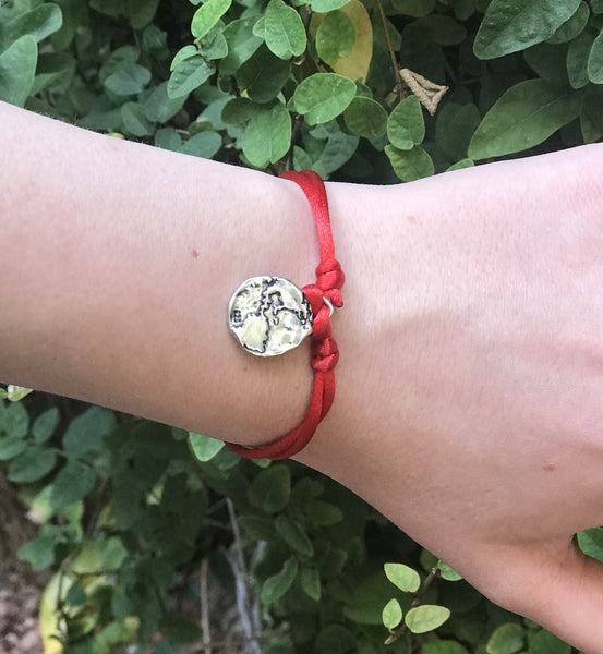 PEACE ON EARTH BRACELET