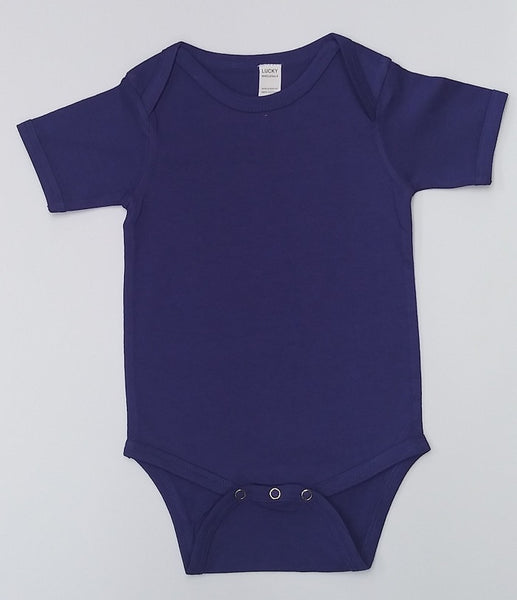Lucky Wholesale-Purple Onesie