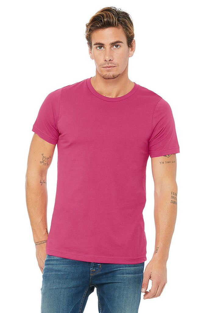 Bella Canvas Tee  - Berry