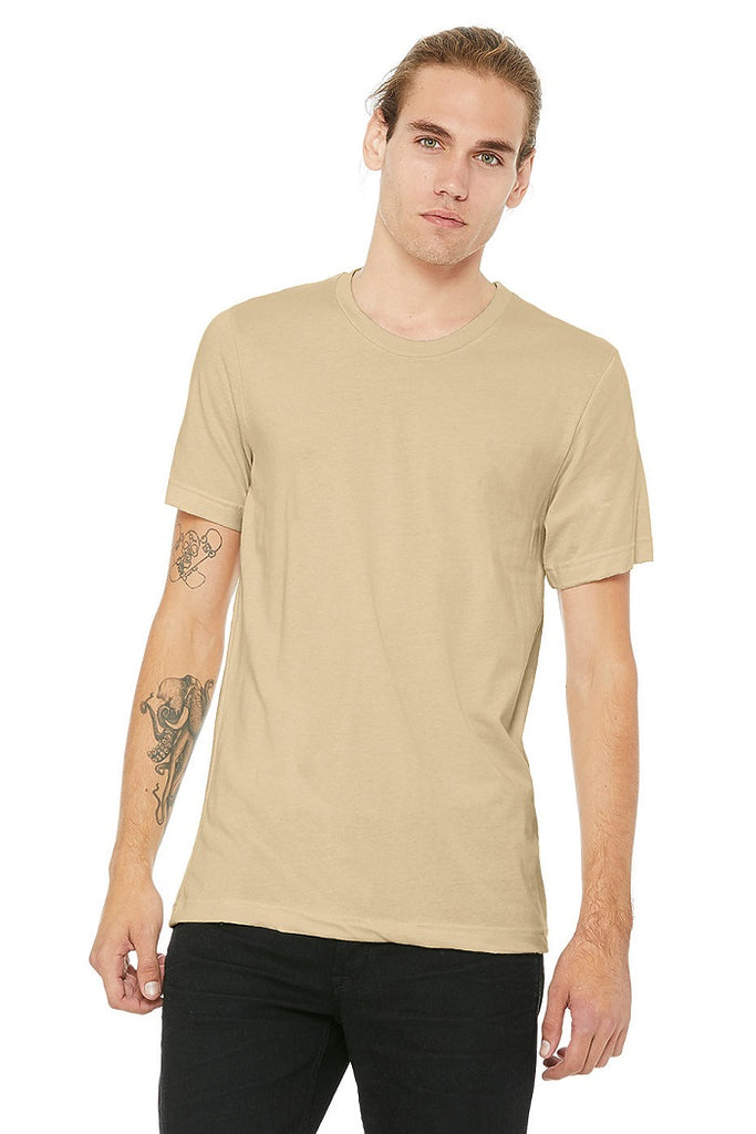 Bella Canvas Tee - Soft Cream