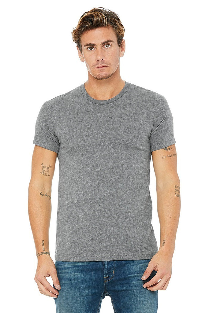 Bella Canvas - Tee Deep Heather