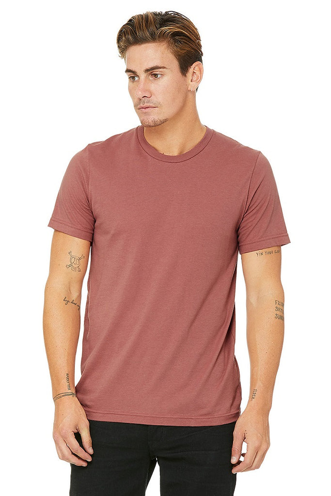 Bella Canvas Tee - Mauve