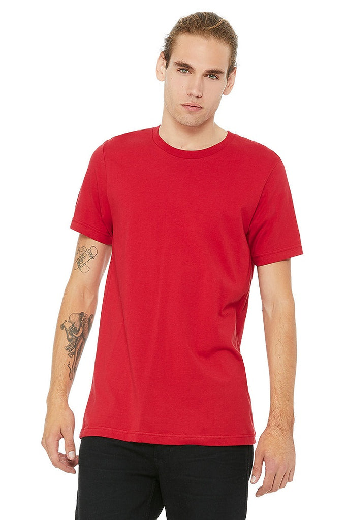 Bella Canvas Tee - Red