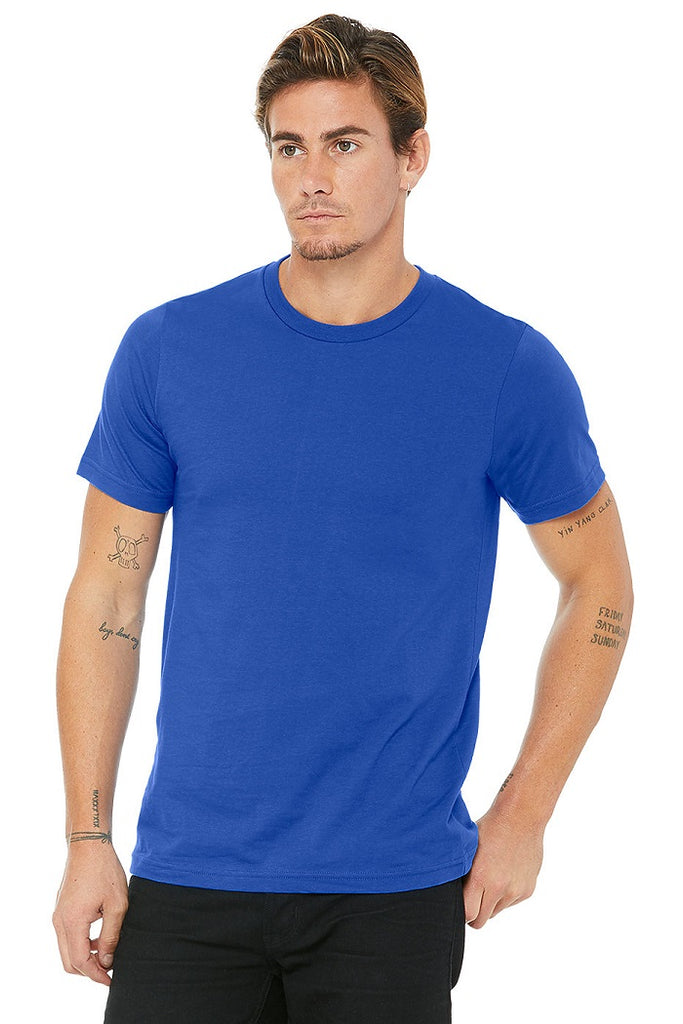 Bella Canvas Tee - Royal