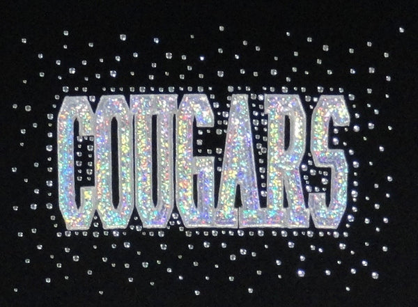 LW#618 Cougars (Sequins)