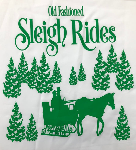Old Fashion Sleigh Rides