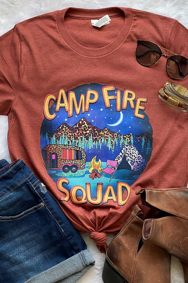 Bc Camp Fire - Heather Rust ( pre order 10-09-2020 )