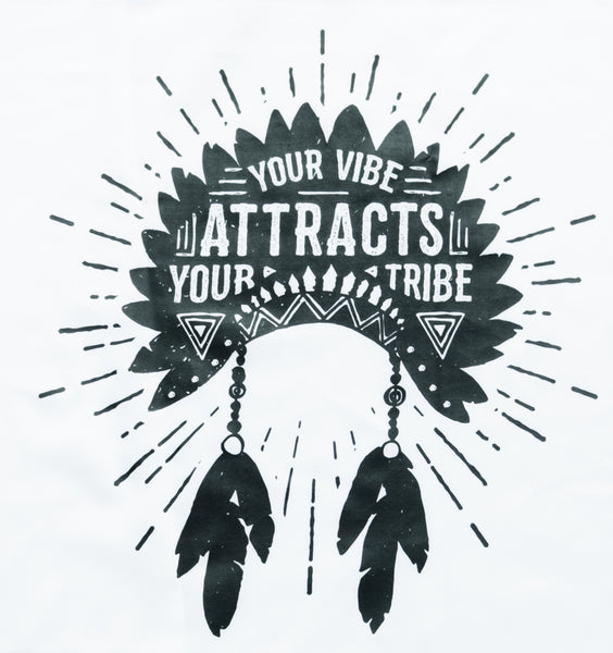 Your vibe attracts