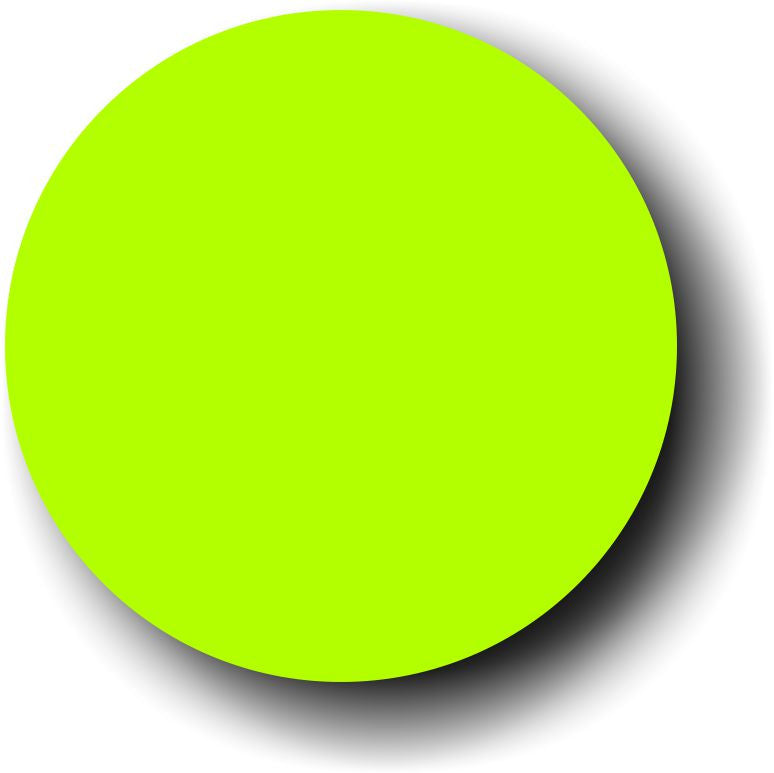 LW Vinyl# 24 Neon Yellow