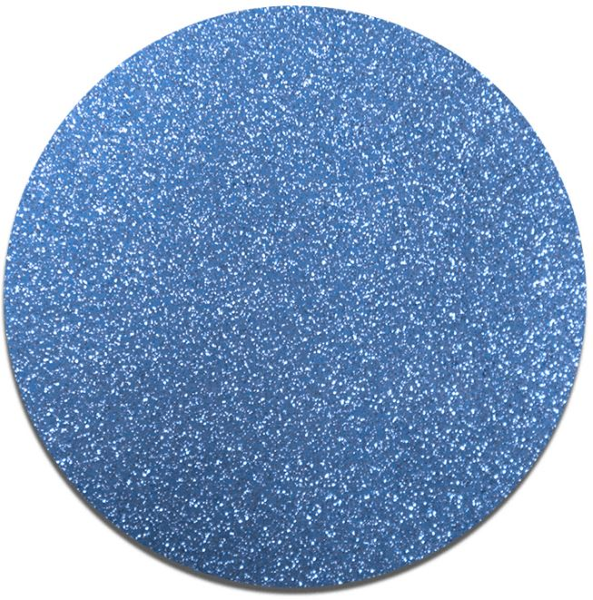 LW Glitter Sign Vinyl - Cold Blue