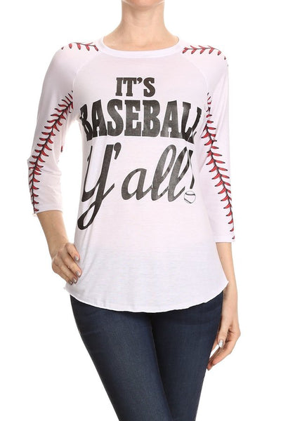 LBL 856 BASEBAL- WHITE