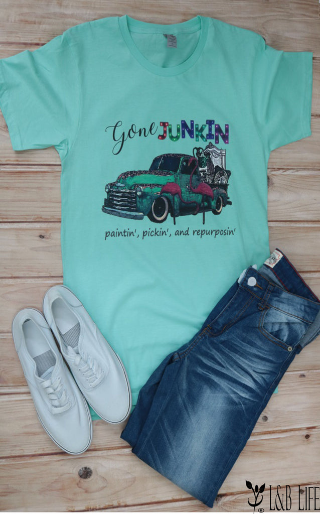 Mint Gone Junkin