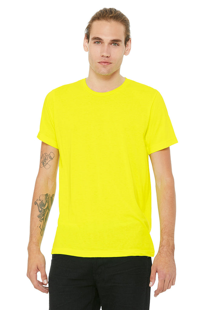 Bella Canvas - Neon Yellow