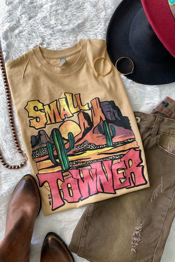 CH SMALL TOWNER - MUSTARD