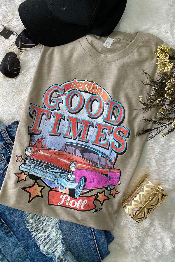 BC GOOD TIMES R - HEATHER STONE