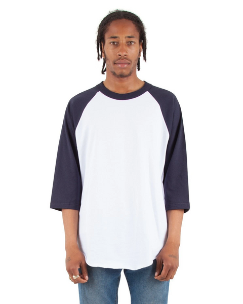 Shaka - White and Navy
