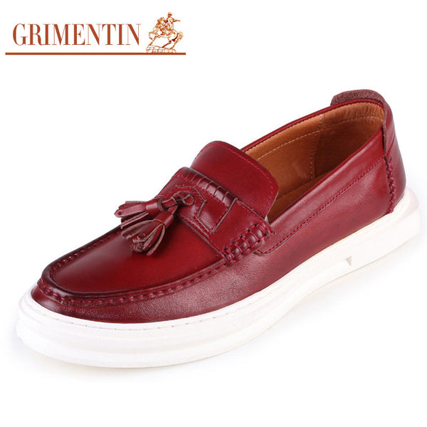 designer mens shoes real leather lace up comfortable breathable luxury brand daily casual men shoe flats for office z640